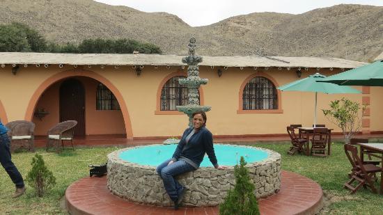 Casa Montero: My Mom