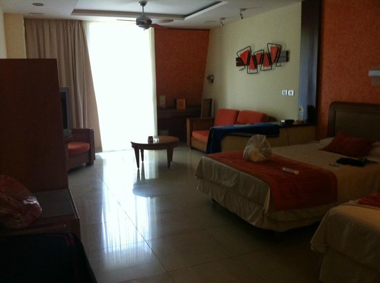 Grand Sirenis Riviera Maya Resort & Spa: My bedroom