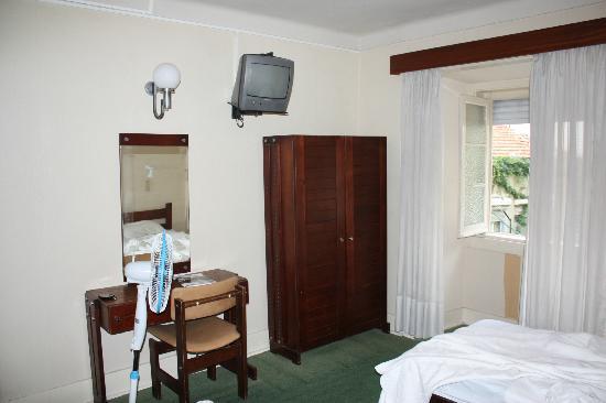 Suico Atlantico Hotel: Zimmer 308