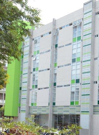 Ecostar Hotel: Fachada