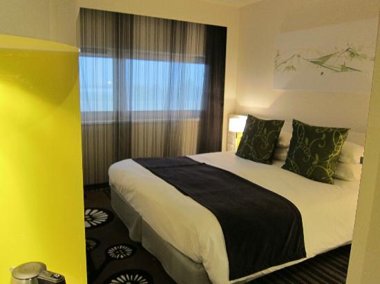 Best Western Plus Hôtel Le Rhénan : zimmer