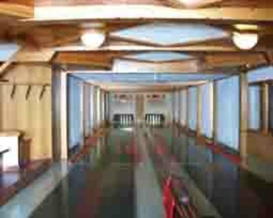 Berghotel Arthurhaus: 2 Kegelbahnen gratis