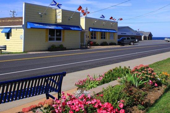 Acadian Restaurant : Le Restaurant Acadien