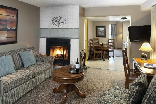 Maligne Lodge: Junior Suite