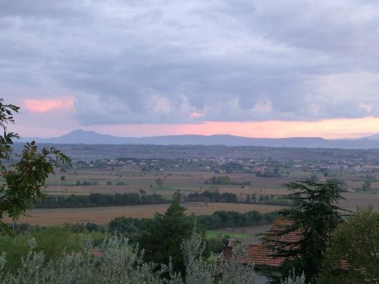 Agriturismo La Maesta : The Tuscan Countryside