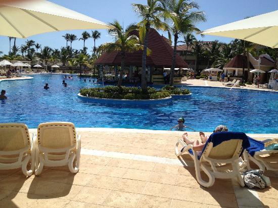 Luxury Bahia Principe Ambar Don Pablo Collection: Pool at Ambar