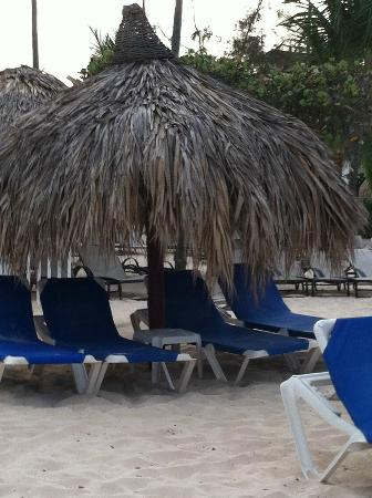 Luxury Bahia Principe Ambar Don Pablo Collection: Beach in from of Ambar