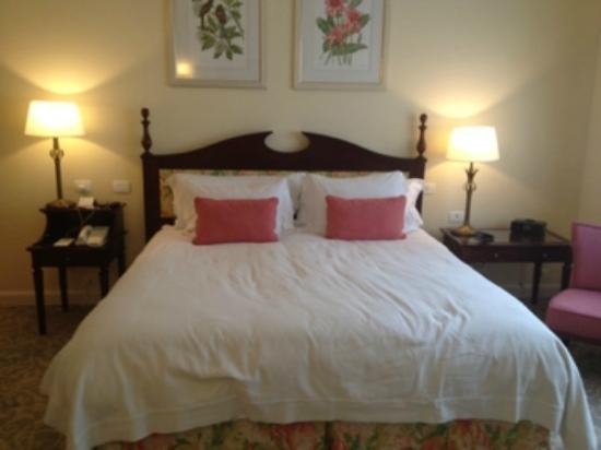 โรงแรมโคปาคาบานา พาเลซ: Cama