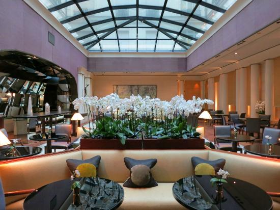 Park Hyatt Paris - Vendome : Breakfast area