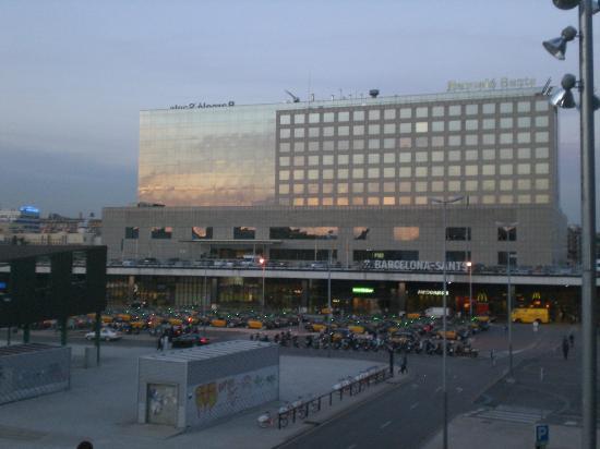 Vista del ba o desde la habitaci n picture of ac hotel - Ac hotels barcelona ...