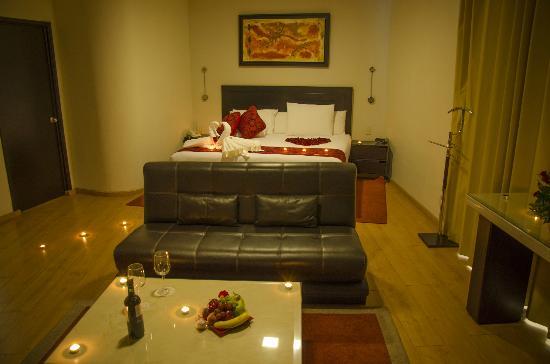 Pequeno Hotel Ejecutivo: ESCAPE ROMANTICO