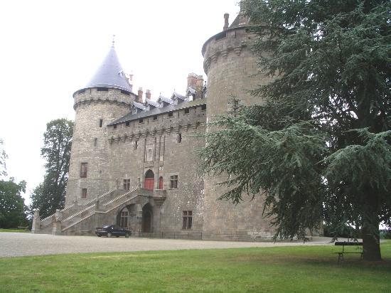 Château de Combourg : Combourg Chateau
