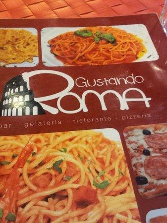 Roma Gustando