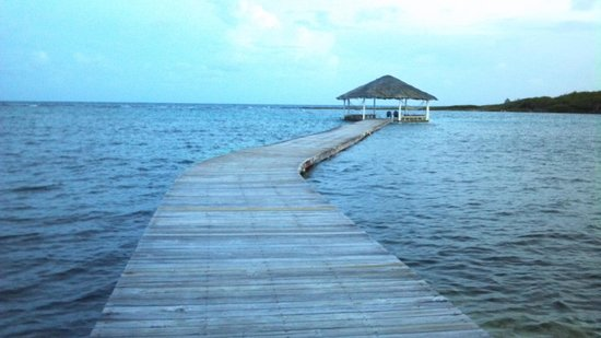 Spa at Barefoot Cay: Beautiful!