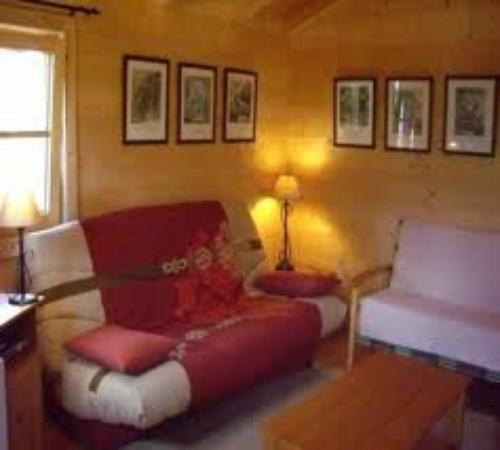 Aras Rural : Salón Cabaña