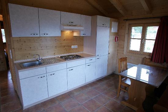 Aras Rural : Cocina Cabaña