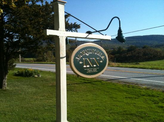 Morningside Inn: Welcome - Highway 22A Vermont