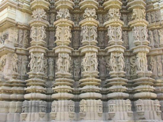 Erotic carvings at khajuraho picture of