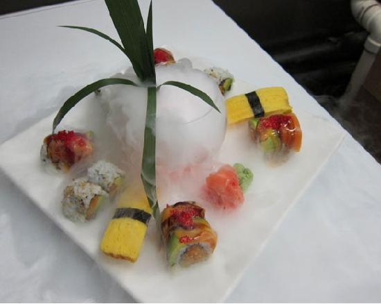 Grand China Buffet: Sushi