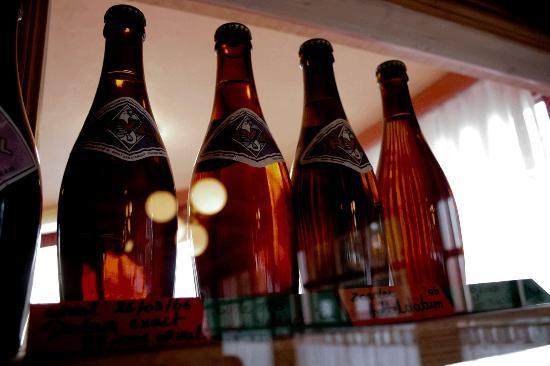 De Heeren van Liedekercke: birre in esposizione