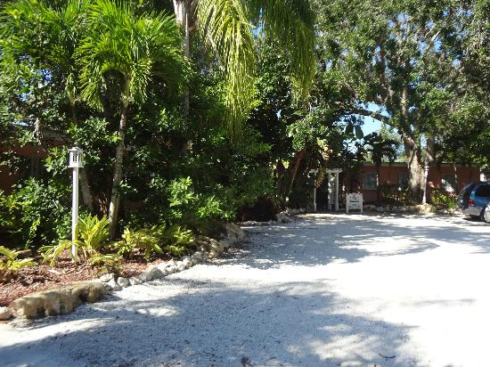 Siesta Key Bungalows: View of Hotel