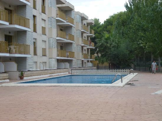 Pins Marina Apartments: the pool