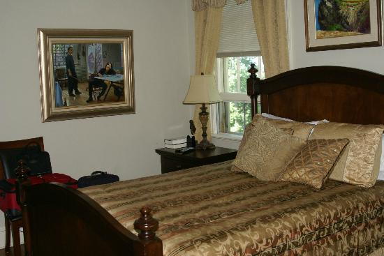 Chrystie House Bed and Breakfast: Sargent Bedroom