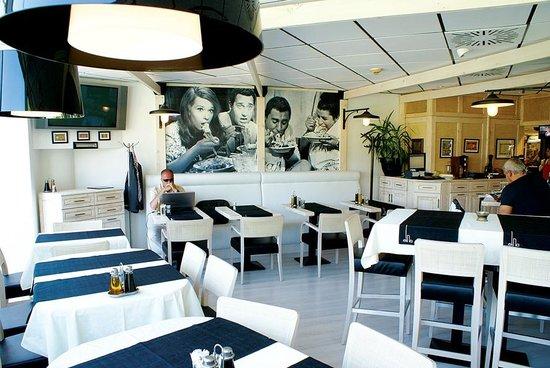 Etna Ristorante & Pizzeria: Etna Ristorante&Pizzeria, Grill Terrazza
