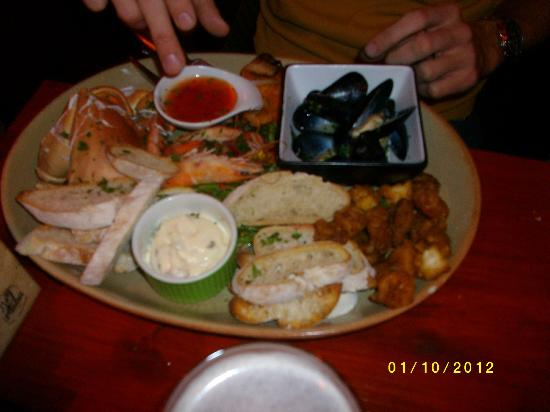 The Taphouse: Fish Platter