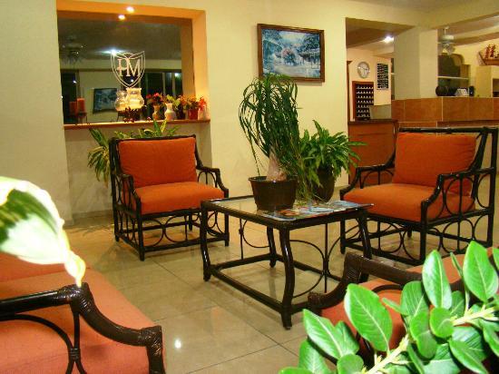 Hotel El Marques: Lobby