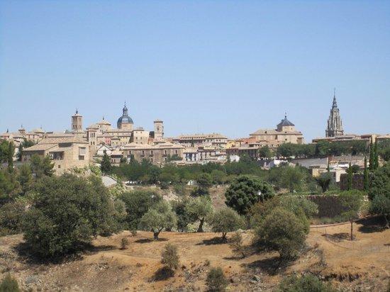 AC Hotel Ciudad de Toledo: View of Toledo