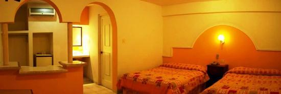 Hotel El Marques: Habitacion Equipada