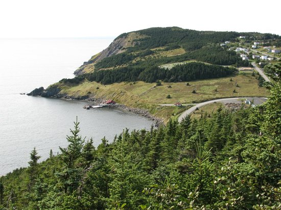 Placentia, Canada: Looking toward Jerseyside
