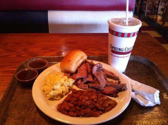 Spring Creek Barbeque Richardson Restaurant Reviews