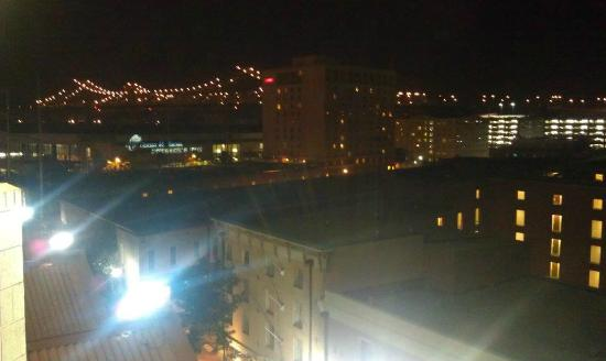Embassy Suites by Hilton New Orleans - Convention Center: View from Suite