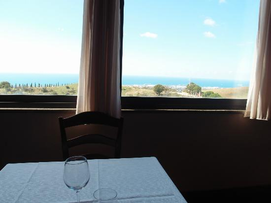 Tenuta dell'Argento Resort: View from Restaurant