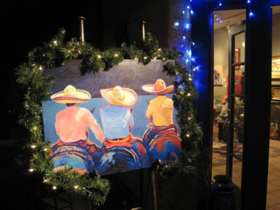 Cobalt Fine Arts Gallery: Luminary