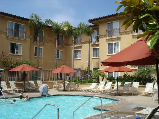 Hilton Garden Inn Carlsbad Beach: Pool Area