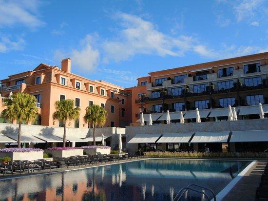 Grande Real Villa Italia Hotel & Spa: façade