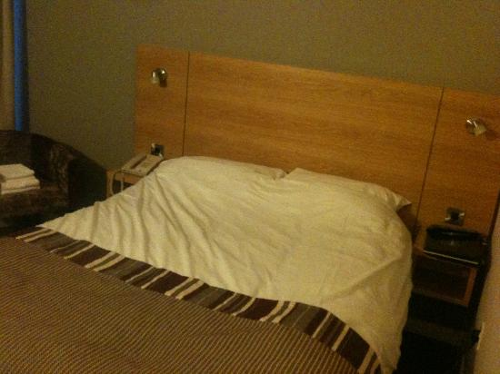 Jurys Inn Swindon: Very comfortable beds