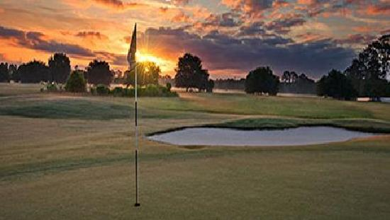 The Inn at Blueberry Plantation Golf & Country Club: The Course