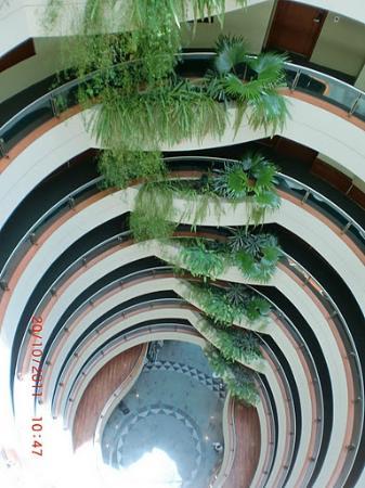 Camino Real Suites : vista desde arriba