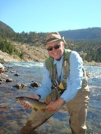 Skyline Guest Ranch and Guide Service: Fishing with Skyline Guest Ranch in Yellowstone National Park
