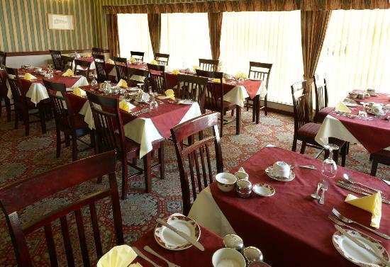 The Star Hotel: Restaurant