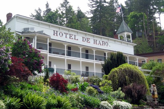 ‪‪Roche Harbor Resort‬: Historic Hotel de Haro‬