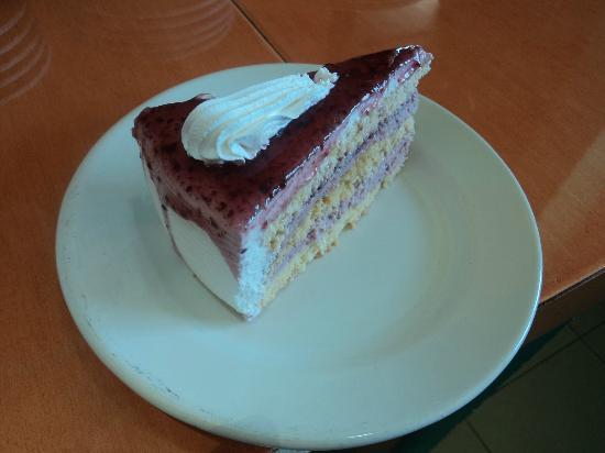 Squimz: pastel de zarzamora mmmm riquisimo