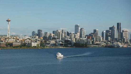The Fairmont Olympic Seattle: Embarked cruiseship in beautiful Seattle!