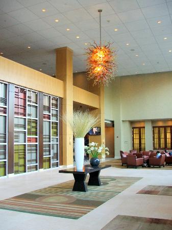 Hyatt Regency Morristown : LOBBY