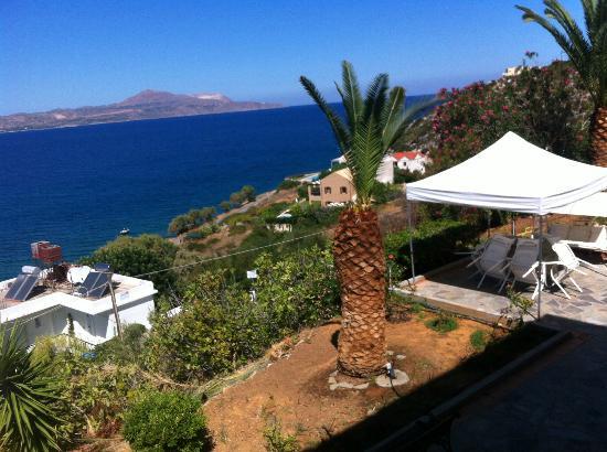 Villa Irini: View2