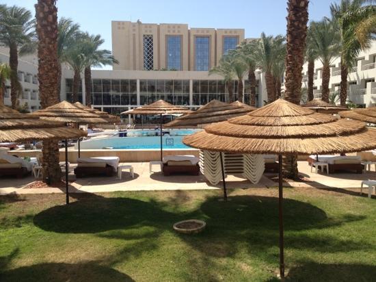 Leonardo Royal Resort Hotel Eilat: view from window